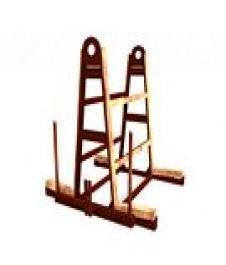 A Frame Slab Transport Rack