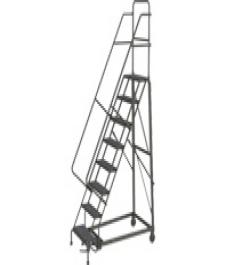 Heavy-Duty Rolling Ladder
